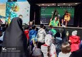 دست پر کانون پرورش فکری در جشنواره بینالمللی تئاتر کودک همدان