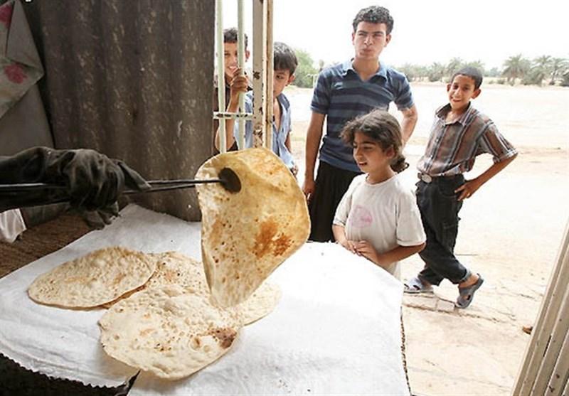 نیم میلیون تن آرد روستایی توزیع شد
