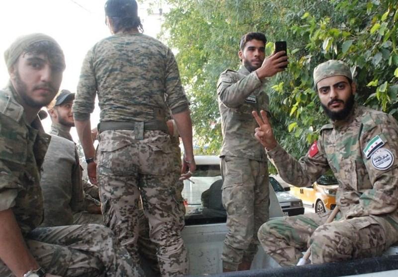 گزارش| ترکیه و مضرات و فواید مخالفین مسلح سوری