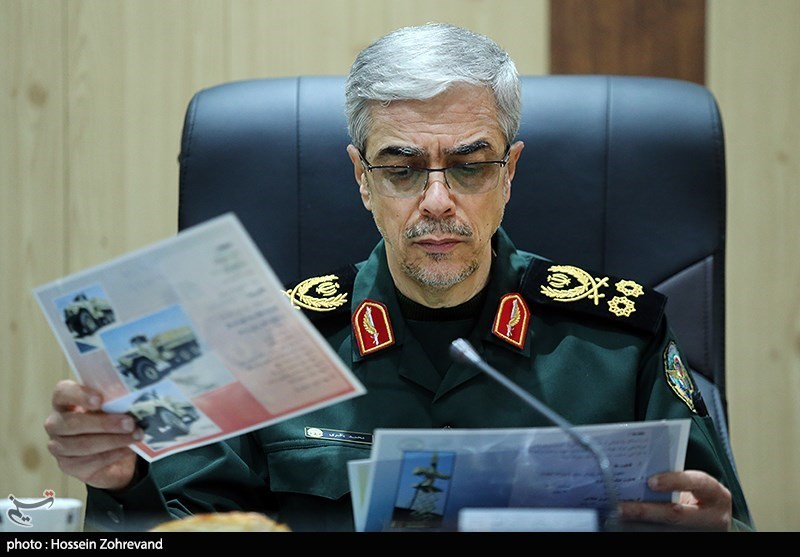Top General Warns of Iran's Stronger Response to Any New US Attacks
