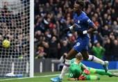 لیگ برتر انگلیس  چلسی با ششمین برد متوالی از منسیتی سبقت گرفت