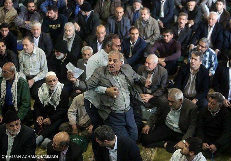 در نقد یک اتفاق در نماز جمعه دیروز تهران| به کجا بَرد شکایت؟- اخبار سیاست  ایرا - اخبار سیاسی تسنیم | Tasnim