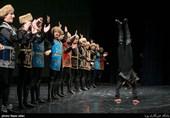 مراسم افتتاحیه هفته فرهنگی روسیه در ایران