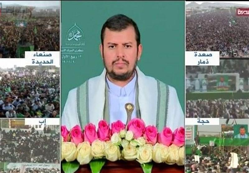 قائد حرکة انصار الله یحذر النظام السعودی من استمرار عدوانه وحصاره على الیمن