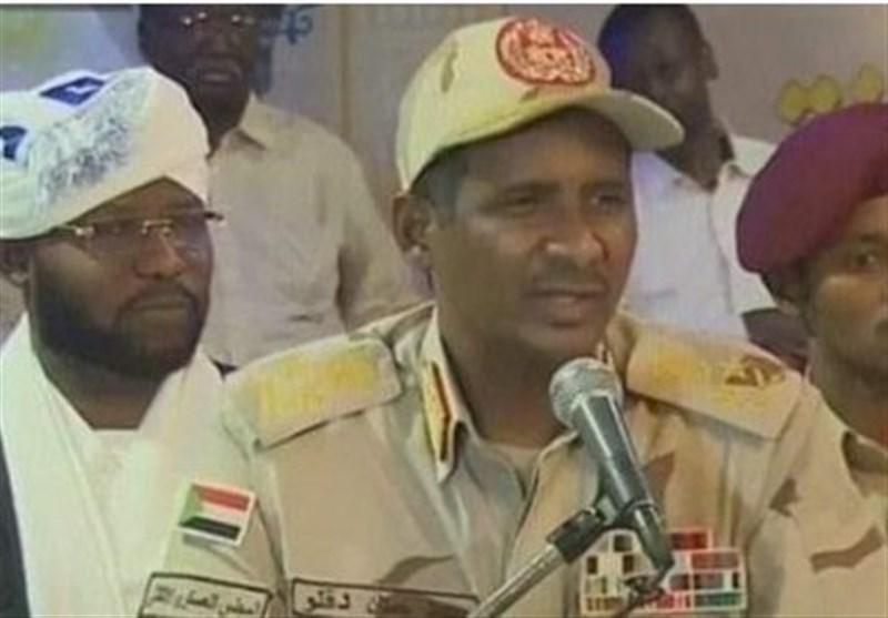 سیاستمدار سودانی: نیروهای واکنش سریع عامل بازدارنده جریانهای اسلامی هستند