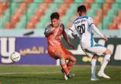لیگ برتر فوتبال| تساوی سایپا و شاهین شهرداری بوشهر در نیمه اول