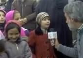 ماجرای دختر بچه شیرینزبان آذربایجان که زلزله جانش را گرفت + فیلم