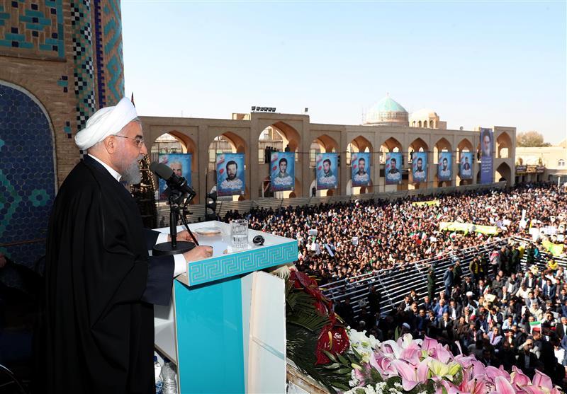 اظهارات دیروز روحانی صدای اصلاحطلبان را هم درآورد