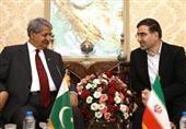 Pakistan's Parliamentary Mission Visiting Iran