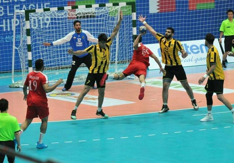 Iran's Foolad Mobarakeh Earns 1st Win at Asian Handball Club ...