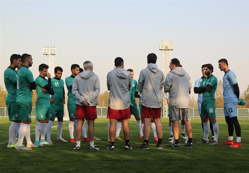 تیم ملی ایران در هتل الحیات امان مستقر میشود