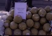 30 تن انواع مواد مخدر در خراسان جنوبی کشف شد