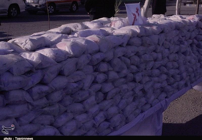کشف 13 تن پیش ساز مواد مخدر توسط مرزبانان اقتصادی در گمرک شهید رجایی