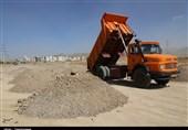آزادسازی 1500 ملک فریز شده در مجاورت پادگان دوشان تپه