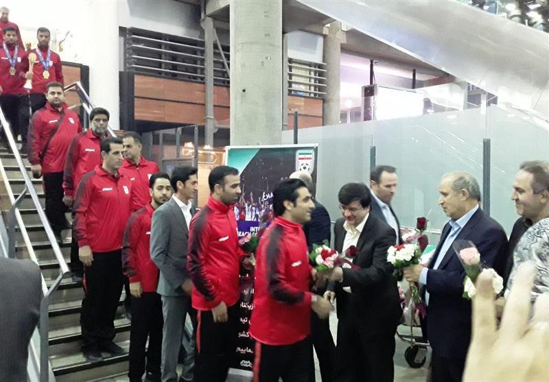 تیم ملی فوتبال ساحلی ایران , فوتبال ساحلی ,