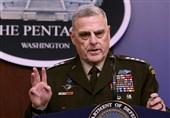 مارک میلی: نمیگذاریم افغانستان به پناهگاه امنی برای تهدیدکنندگان آمریکا تبدیل شود!