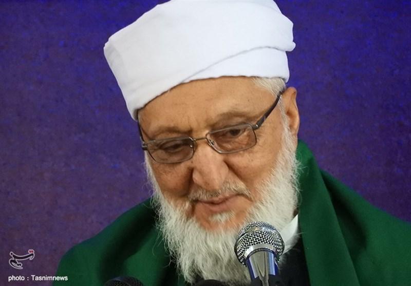 مولانا فاضل حسینی: خارجیها با تفرقه بین مذاهب در افغانستان به دنبال حفظ منافع هستند