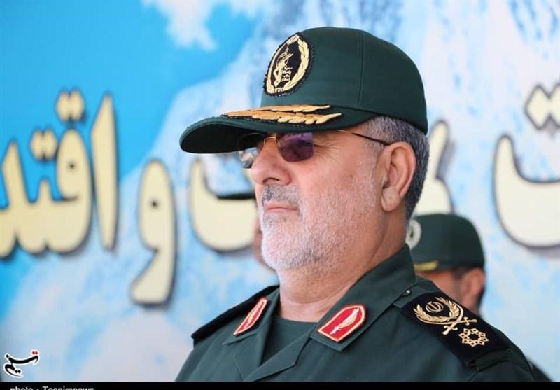 سردار پاکپور: لرزه بر اندام معاندان و گروهکهای تروریستی در مرزهای کشور میاندازیم / امنیت مرزهای جنوبشرق مطلوب است