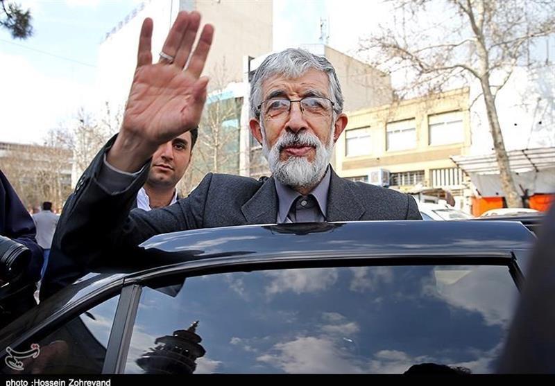 سروری در گفتگو با تسنیم: حداد عادل در انتخابات مجلس یازدهم شرکت نمیکند,
