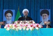 روحانی در جمع مردم رفسنجان مطرح کرد: طرح معیشتی دولت برای حمایت از 18میلیون خانوار ایرانی