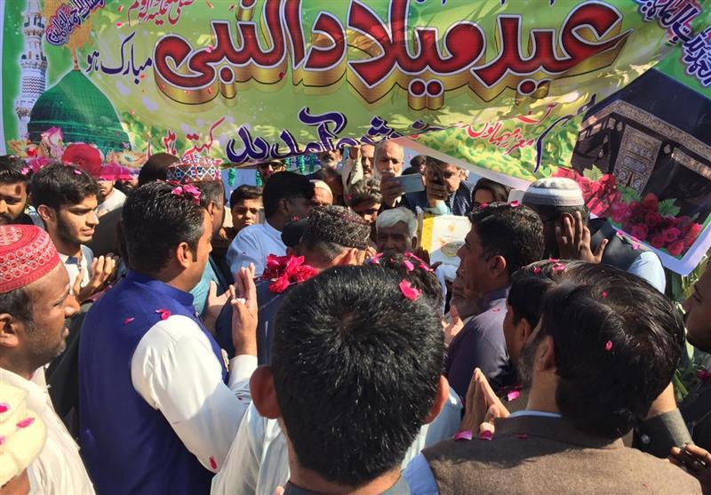ہفتہ وحدت کا آغاز،پاکستان کی فضائیں درود و سلام سے معطر