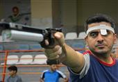 قهرمانی جواد فروغی در مسابقات آزاد تیراندازی اندونزی