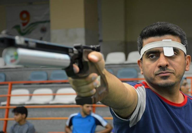 Iran's Javad Foroughi Claims Gold at ISSF World Cup