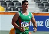 پارا دوومیدانی قهرمانی جهان| جوانمردی روی سکو نرفت، اما سهمیه پارالمپیک گرفت