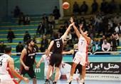 دیدار بسکتبال شورا و شهرداری قزوین با مس کرمان لغو شد