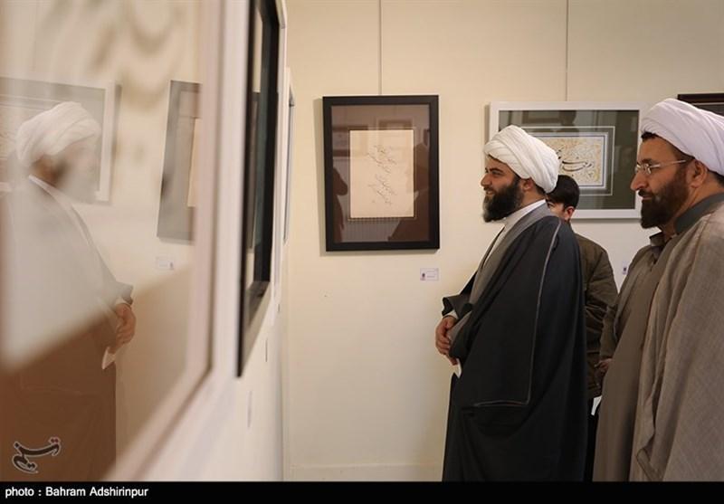 بازدید رئیس سازمان تبلیغات اسلامی کشور از حوزه هنری استان اردبیل به روایت تصویر