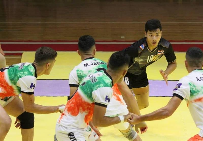 Junior World Kabaddi Championship: Iran Thrashes Malaysia