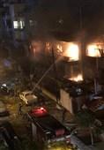 2 شهید و چند زخمی در تجاوز به دمشق/ حمله به هدفی متخاصم در آسمان پایتخت سوریه