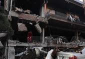 شهادت فرزند عضو جهاد اسلامی در حمله رژیم صهیونیستی به دمشق+تصاویر