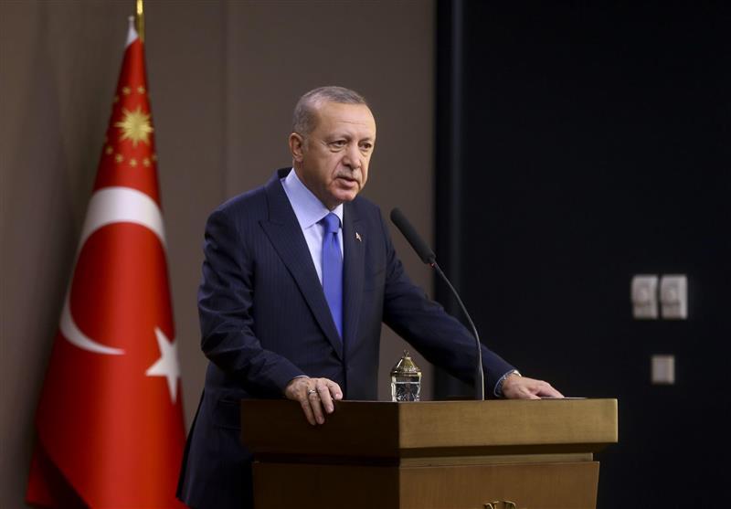 اردوغان: همه باید نتایج انتخابات ریاست جمهوری افغانستان را بپذیرند