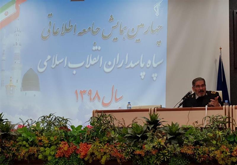 IRGC Unchanging Symbol of Islamic Revolution: Iran's Shamkhani