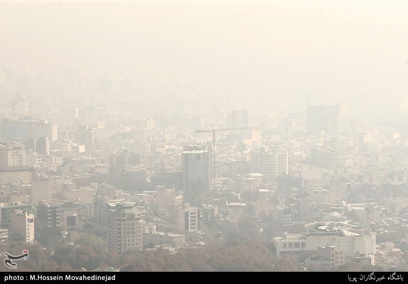 هواشناسی ایران 98/09/30|افزایش آلودگی هوا تا چهارشنبه/آغاز بارش برف و باران در نیمه غربی از 4 روز دیگر