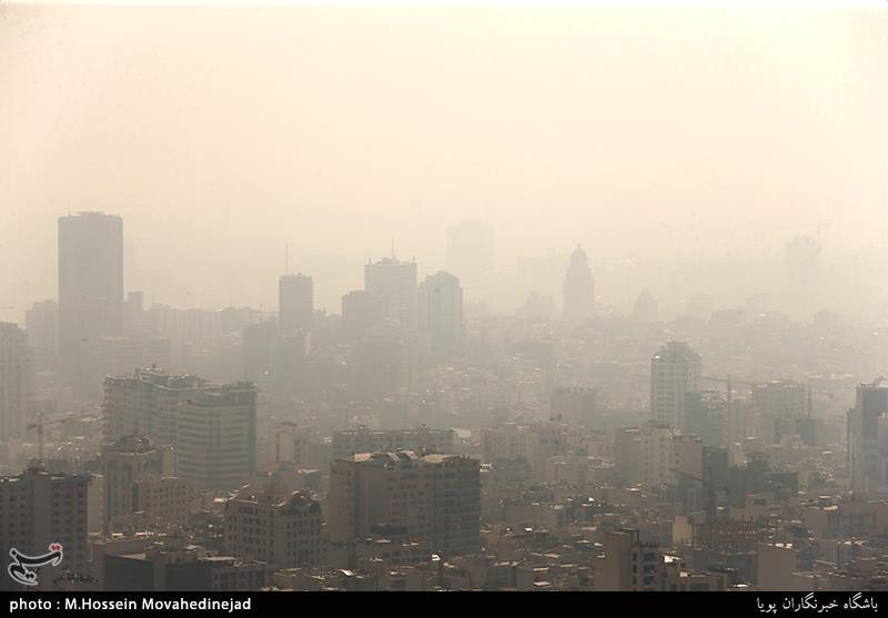 هواشناسی ایران 98/09/27  افزایش آلایندههای جوی در تهران تا یکشنبه آینده/ تداوم بارشها در 9 استان