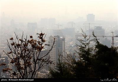 هوای تهران در آستانه وضعیت «ناسالم»