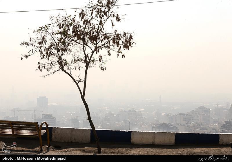 تعداد روزهای ناسالم هوای پایتخت از سال 90 تا 98 اعلام شد