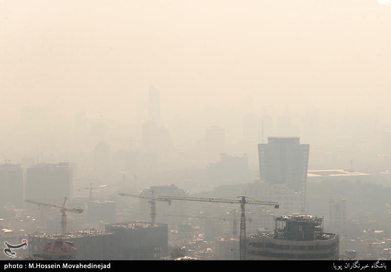 تاثیر مسائل تجاری و کنترل فساد بر شاخص ذرات معلق هوا