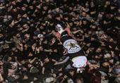آلاف الفلسطینیین یشیعون القیادی أبو العطا