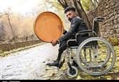 قصه معلول سمنانی که روی پای خودش ایستاده است؛ معلولیت عامل محدودیتم نشد