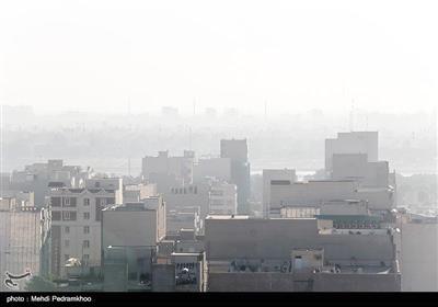 آلودگی هوای صبحگاهی در اهواز