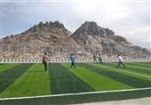 پروژههای ورزشی شهرستان لنده چشم انتظار انجام تعهدات بنیاد علوی