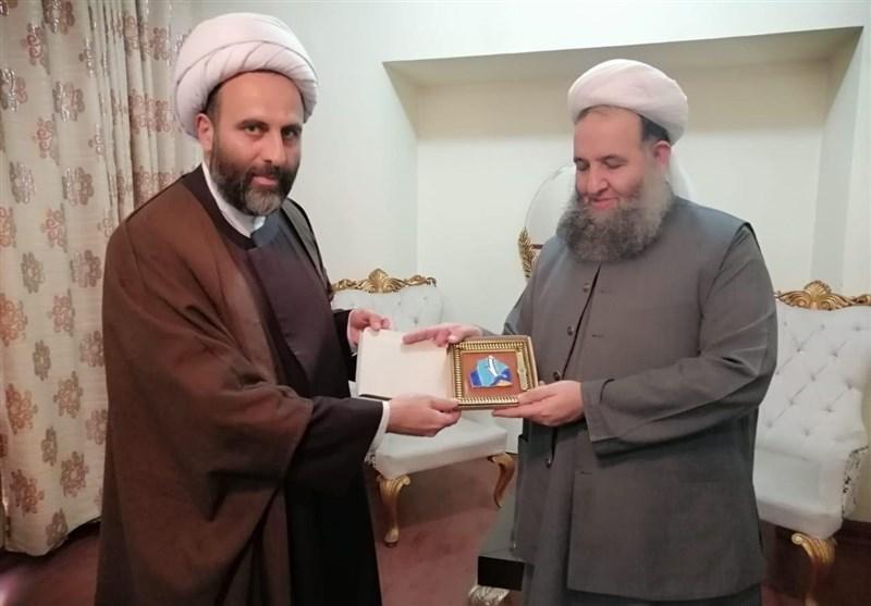 قدردانی وزیر امور مذهبی پاکستان از خدمات آستان قدس رضوی زائران اردوزبان در اربعین