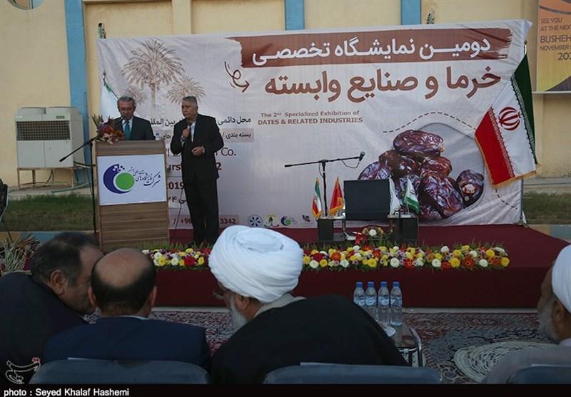 شهرک خرما در استان بوشهر راهاندازی میشود