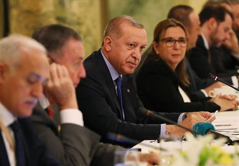 آغاز دیدارهای اردوغان در آمریکا