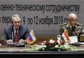 تمایل روسیه برای تقویت همکاریهای نظامی با مصر