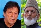 چودہ اگست کے موقع پر بزرگ حریت رہنما سید علی گیلانی کو نشان پاکستان دینے کا اعلان