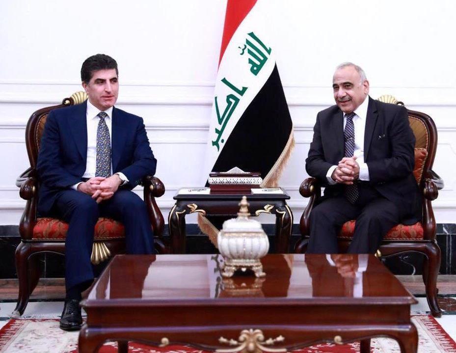 کردستان عراق |موضع بارزانی درباره استعفای عبدالمهدی/ بازار اقتصادی اقلیم در سیطره شرکتهای ترکیه